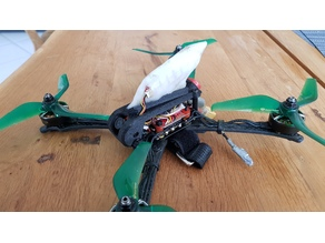 Flightclub Proton Canopy for custom fin