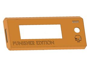 Prusa LCD Cover Punisher