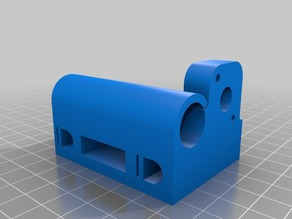 HIC  Right side Z-X axis Bracket