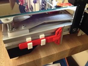 Razor Scraper for 3D printer bed