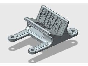 GoPro mount for PIRATFRAMES