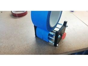 Tape resizer