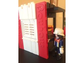 Bauhaus Haus (playmobil) v2019