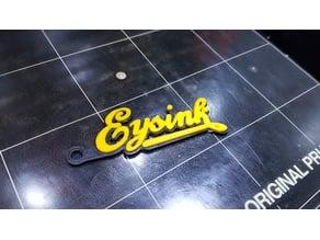 Eysink sleutelhanger Logo - Dutch historical brand