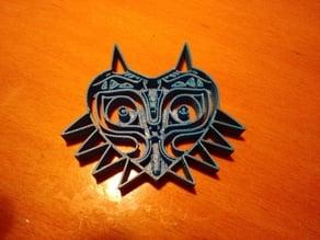 Zelda Majora's Mask Cookie Cutter