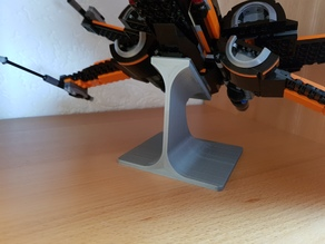 pedestal/platform for Lego space ships/ airplanes/ jets