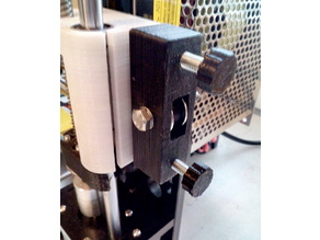 Anet A8 x-belt tensioner for idler with 5mm shaft