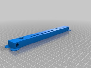 Tool Rack for Makerbot Replicator 2x, Mounts on Right Side and Holds Essential Tools for Printing