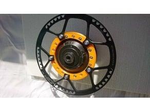 130mm Sprocket Adapter for Bafang (8Fun Trio) Planetary Gear Motor