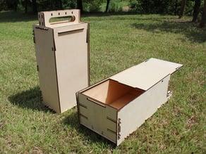Portable Box?DEMAE BOX?