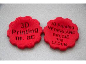 Makercoin - Officiële 3d printer groep Nederland/België