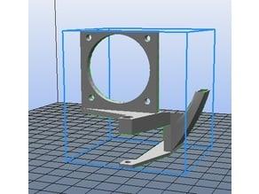 FLsun Cube cooling fan