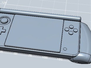 Grips for Nintendo 3DS XL