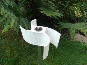 parametric Ugrinski windturbine
