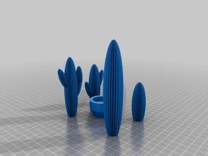 Seguaro Cacti
