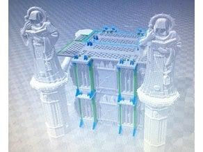 deck 1 - 40k apoc table terrain
