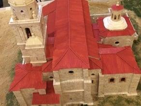 Piezas Exin castillos para Colegiata de Castrojeriz