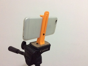 Iphone and Ipad Tripod Mount