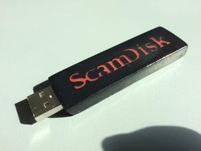 ScamDisk (for Teensy 3.1)