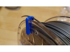 Small filament holder