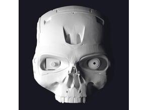 T800 Terminator Skull Front for Raspberry Pi Camera