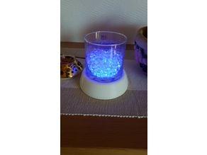 Desgin LED Vase