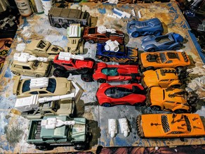 Gaslands - Weapons