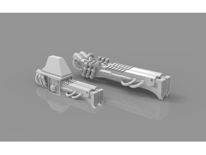 Dreadnought Sonic Blaster