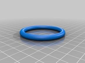 My Customized Parametric O-Ring (Torus)