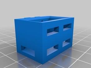 Micro servo mount (for Fleischmann roundhouse 6475)