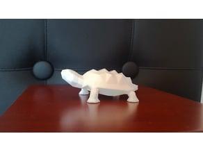 Low Poly Tortoise