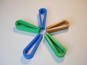 Small paper clip