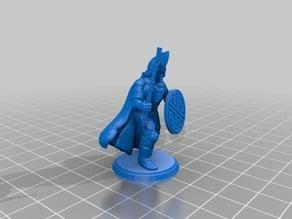 Barbarian Warrior - Long Ax