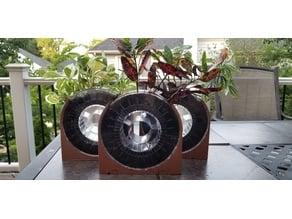 Filament Spool Planter (ColorFabb 200mm Diameter Spools)