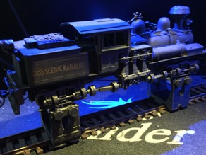HO Scale Stationary Test Track Rollers