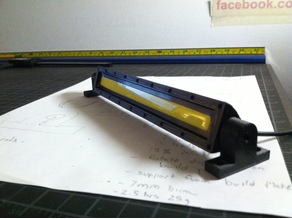 "LED Light Bar for 6.75"" led strip"