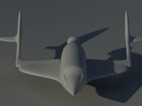 Virgin Galactic's SpaceShipOne