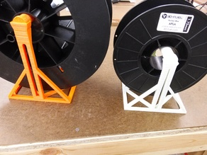 Universal Filament Spool Holder