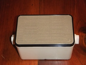 Replacement Faceplate for Pyle PLMR24 Speakers