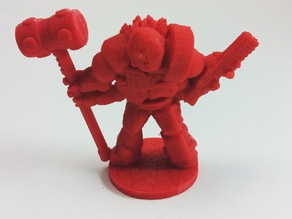 Wayfarer Miniatures: Scilinoid Soldier (28mm and 18mm scale)