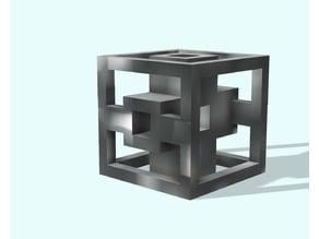 Cube Desk Toy/ Decor