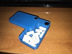 Porta Filtri Smoking Box Magnet