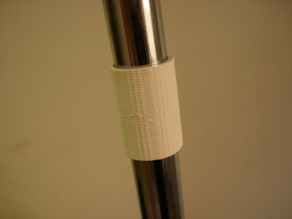 Iron tube connector