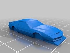 Supercar Pontiac Firebird Trans Am modified...