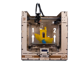 E3D's BigBox 3D Printer