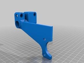 DAEMON 3D Printable 3D Printer Adjustable X Gantry