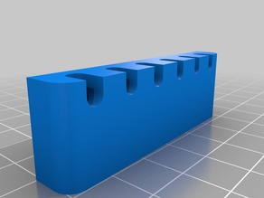 My Customized hexkey mount for Ikea Skadis (Prusa MK3 Kit)