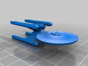 Star Trek TOS Apache Class fan design