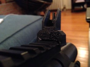 RIS Airsoft front Iron Sight