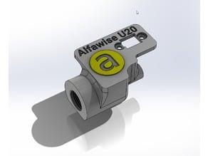 Alfawise U20 Anti-Fat Filament Guide